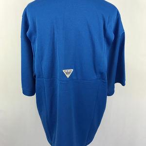 e0e61597e17 Columbia Shirts   Pfg Perfect Cast Omniwick Upf 30 Polo   Poshmark